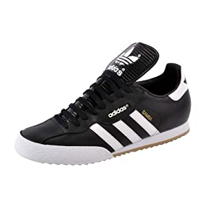 adidas Samba Super Mens Trainers 10 Black