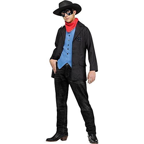 Wild West Cowboy Avenger Kids Costume