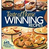 Taste of Home Winning Recipes: 645 Recipes From National Cooking Contests