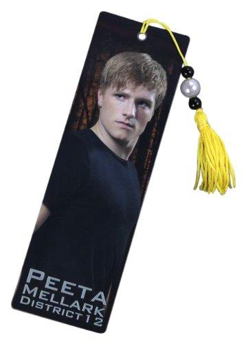 The Hunger Games Movie Bookmark Peeta