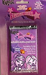 Bratz Funky Fabric Collectible Fashion Game Cards
