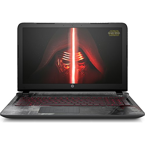 HP Star Wars Special Edition 15-an050nr 15.6-Inch Laptop (Intel Core i5, 6...
