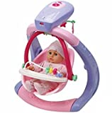 Just For Babies 3 in 1 Baby Chair Soother, Baby Swing, Baby High Chair $25.09