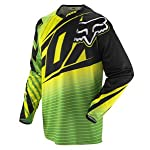 FOX 360 ENTERPRIZE MX/OFFROAD JERSEY GREEN/YELLOW XL