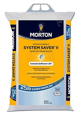 MORTON SALT 1499 25 lb Systemsaver Pellet (Morton Salt Pellets compare prices)