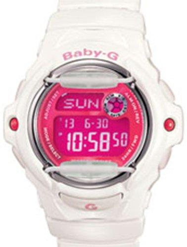 G-Shock Baby-G Watch - White / Pink [Watch] Casio front-1027198