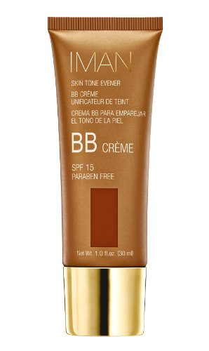 Iman Cosmetics BB Crème Unificateur de Teint SPF 15 Earth Medium