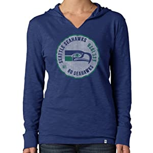 NFL Seattle Seahawks Ladies Primetime Hoodie by