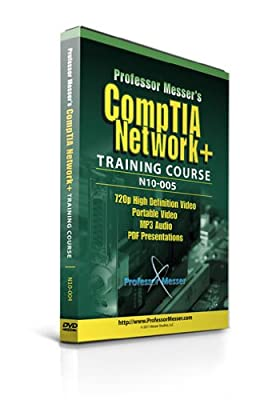 Professor Messer's CompTIA Network+ Certification Training Course - N10-004