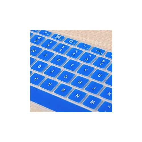 Soft Silicone Keyboard Cover Skin for MacBook 13 15 17
