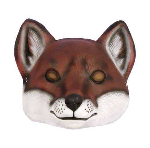 Deluxe Kids Fox Mask