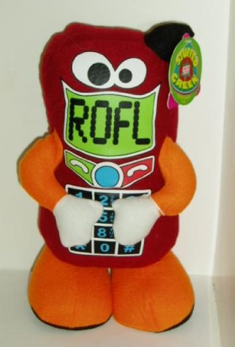"Large 2009 ROFL Plush 11"" - Sugar Loaf - 1"