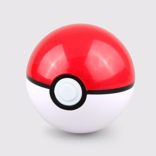 [1 Pcs Big Size 10 cm. Pokeball + 1 Pcs Big Random Figure Inside Anime Figure for Christmas] (Figure Skating Halloween Costumes)
