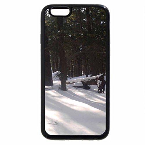 iPhone 6S / iPhone 6 Case (Black) ; Frozen Shadows ;