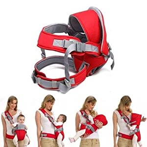 Amazon.com : DUSIEC Baby Carrier 4 way Infant Carriers