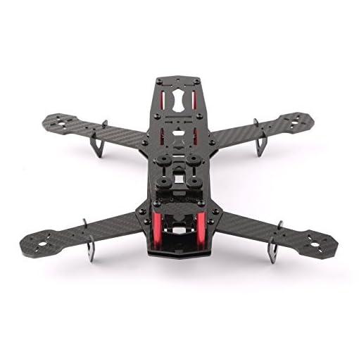 YKS-DIY-Full-Carbon-Fiber-Mini-C250-Quadcopter-Frame-Kit-for-FPV-Mini-Quadcopter-Part