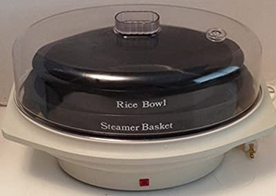 Rival Automatic Steamer/Rice Cooker by The Rival Company