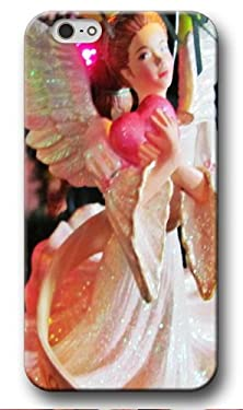 buy Fashion Hard Christmas Angel Iphone 6S Case, Coolest Iphone 6,6S Back Cover