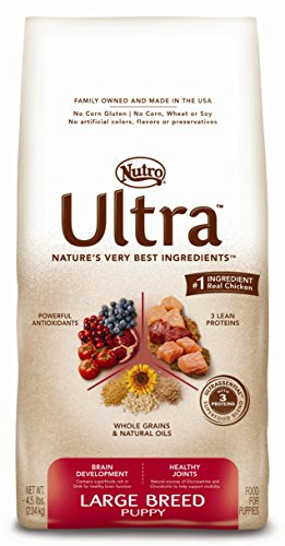 Ultra Dog Large Breed Puppy Food, 30-Pound