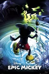 Epic Mickey Mouse Monster Maxi Poster 61x91.5cm