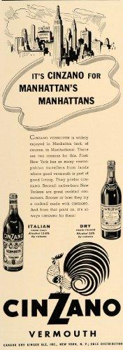 1937-ad-cinzano-italian-dry-vermouth-manhattan-cocktail-original-print-ad