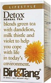 Birt & Tang Detox Herbal Tea 20 Bags