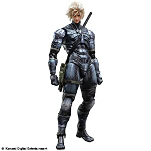 Amazon.com: METAL GEAR SOLID 2 - Sons of Liberty Play Arts