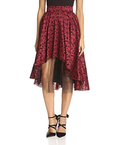 A.B.S. by Allen Schwartz Women's Lace Skirt