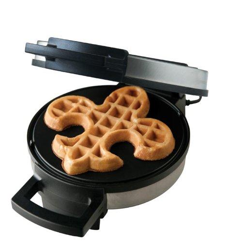 Beyond Basic Provisions Waffle Maker Fleur De Lis