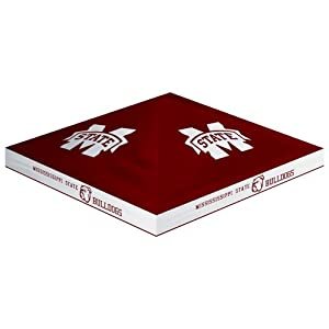 First Up Mississippi State Bulldogs Gazebo Tent Top, 10 x 10-Feet