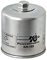 Kn Kn-163 Bmw High Performance Oil Filter from K&N