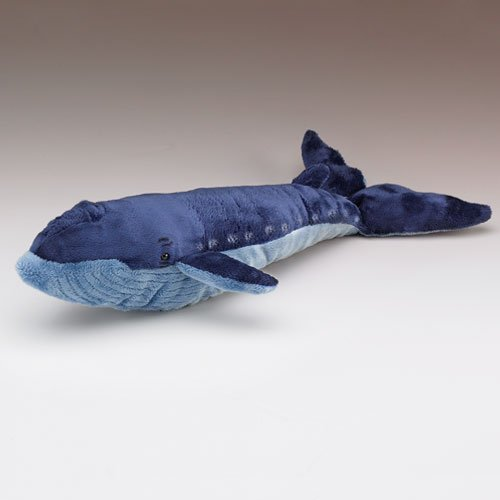 Blue Whale 18 Inch Plush Stuffed Toy front-953422