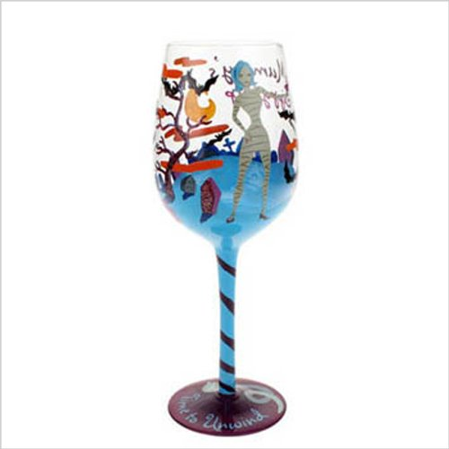 Top Shelf Mummy's Sippy Cup Wine Glass