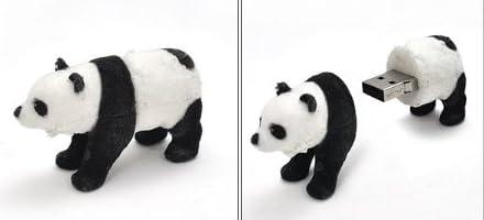 【パンダ】おもしろUSBメモリアニマルタイプ
