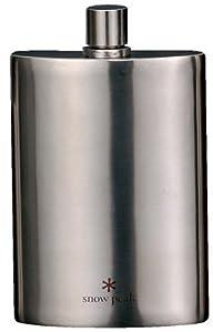 Snow Peak Titanium Flask, Medium