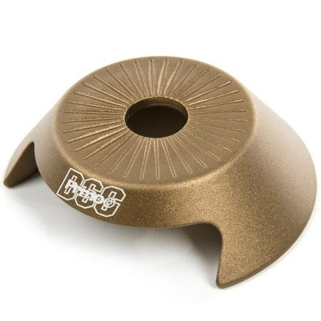 Primo DSG Hub Guard BMX Bike Hub - Brown