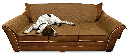 Couch Cover In Mocha front-804213