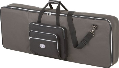 New Musician's Gear Kaces Deluxe Nylon Keyboard Bag, 51 x 17.5 x 6.5