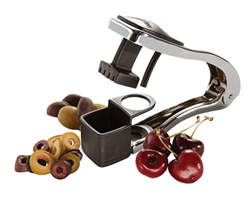 Amco Cherry and Olive Pitter/Slicer (Olive Slicer compare prices)