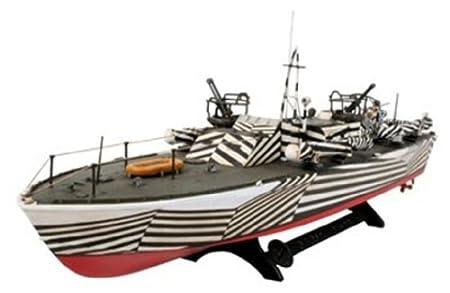 Revell - 00026 - Maquette - U.S. Navy Torpedo Boat PT 167
