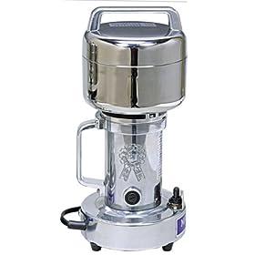 【クリックで詳細表示】ひきっ粉 500cc 乾燥食品製粉器 100V 1020w MN: ホーム&キッチン
