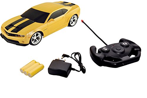 Catterpillar Remote Controlled Rechargeable Ford Mustang Car( Includes Rechargeable Batteries & Charger)
