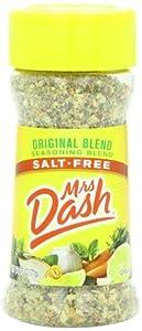 Mrs. Dash Seasoning, Original Blend, 2.5 Ounce (Pack of 24)