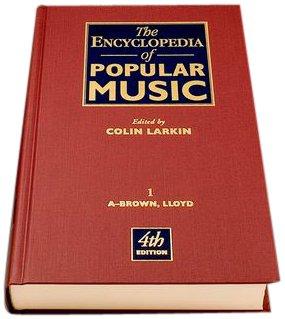 The Encyclopedia of Popular Music (Encyclopedia of Popular Music (10 Vols))