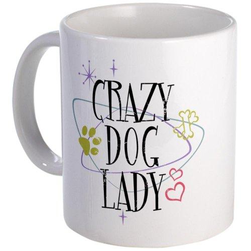 Crazy Dog Lady Mug Mug By Cafepress