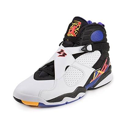 "Air Jordan 8 Retro ""Three Peat"" Men's Basketball Shoe"