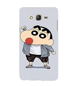EPICCASE Ching Shang Mobile Back Case Cover For Samsung Galaxy E7 (Designer Case)