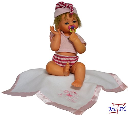 MasterPiece By Pamela Erff Limited Edition: 97th of 1,000. Resin Baby Girl Doll Cuddle Bugs