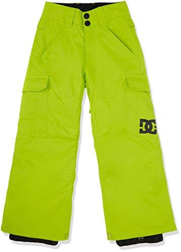 DC Shoes-Banshee Youth-Pantaloni da neve, da uomo, colore: giallo, Taglia: 41/2X-Large