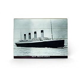 Titanic - New Promenades Cuadro De Madera (60 x 40cm)